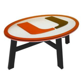 Miami Hurricanes Coffee Table