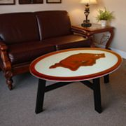 Arkansas Razorbacks Coffee Table