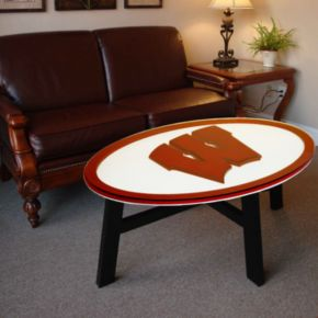 Wisconsin Badgers Coffee Table