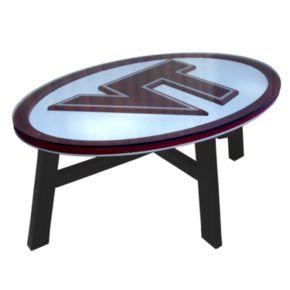 Virginia Tech Hokies Coffee Table