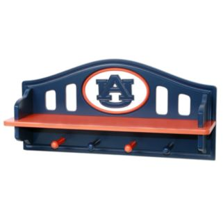 Auburn Tigers Wooden Shelf