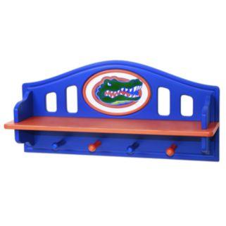 Florida Gators Wooden Shelf