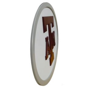Texas A and M Aggies 31-inch Carved Wall Art