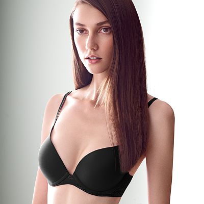 Simply Vera Vera Wang Lace Push-Up Bra