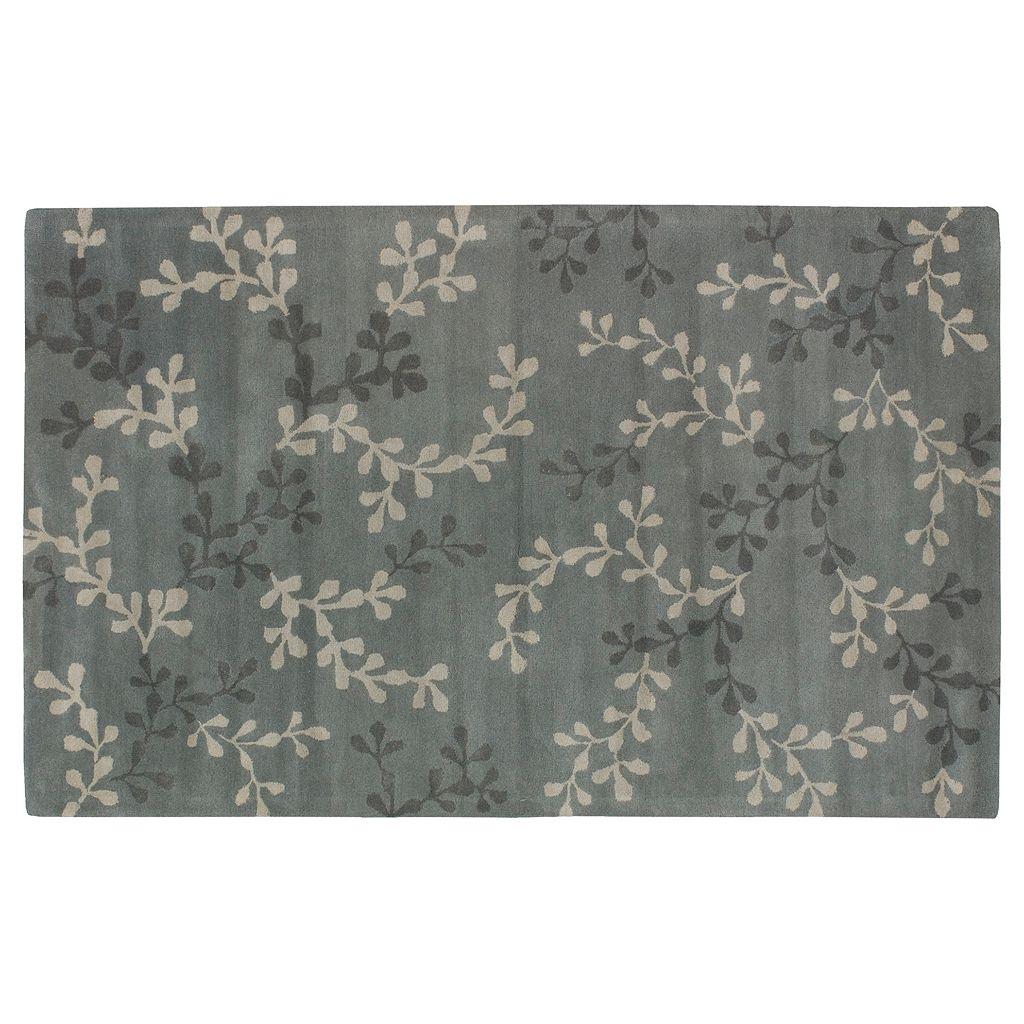 Surya Artist Studio Floral Rug - 5' x 8'
