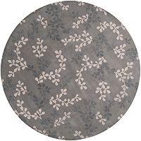 Surya Artist Studio Floral Rug - 8' Round