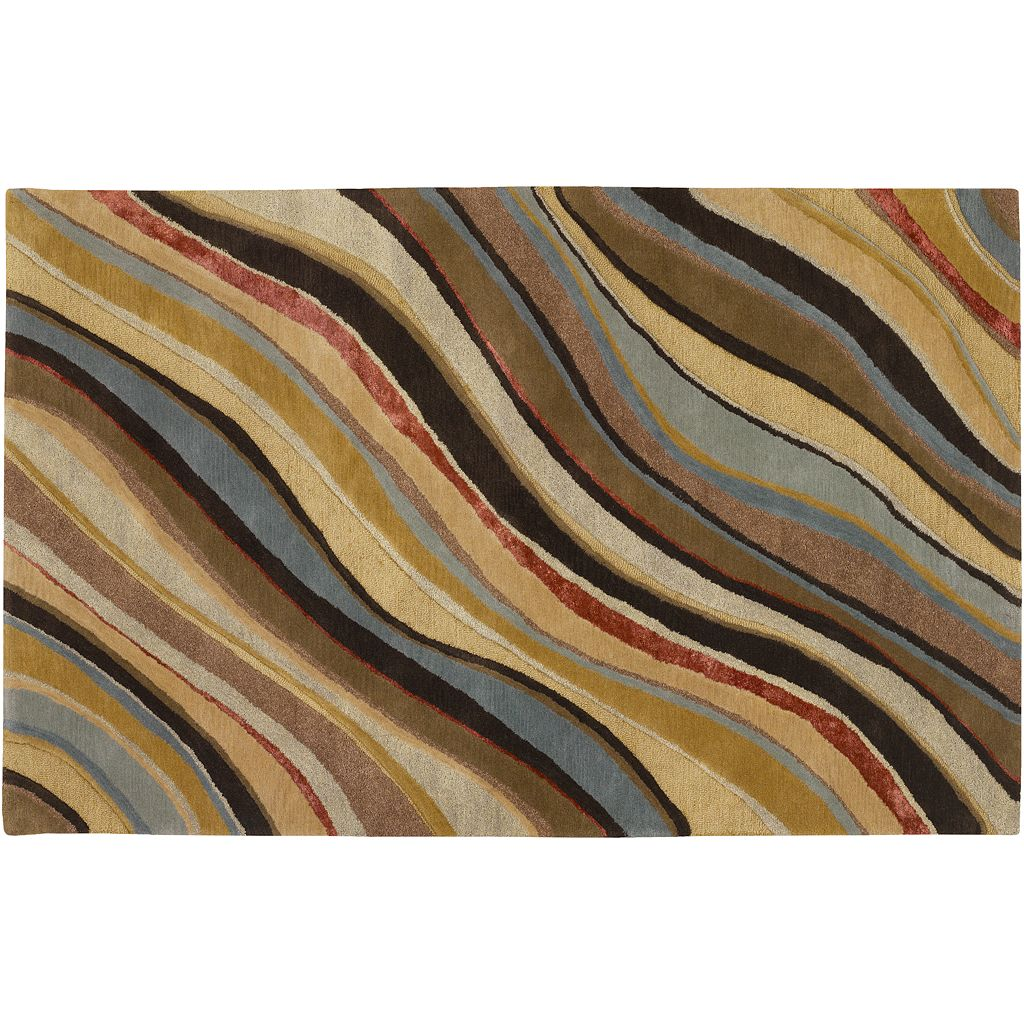Surya Artist Studio Striped Rug - 24'' x 36''