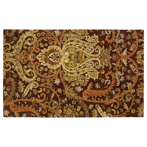 Surya Ancient Treasure Floral Paisley Rug - 8' x 11'