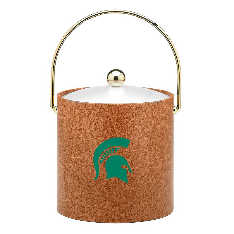 Michigan State Spartans Basketball Ice Bucket