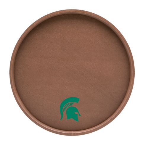 Michigan State Spartans Football Serving Tray