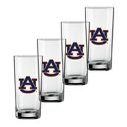 Auburn Tigers 4-pc. Pint Glass Set