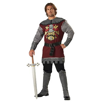 Noble Knight Costume - Adult