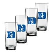 Duke Blue Devils 4-pc. Pint Glass Set