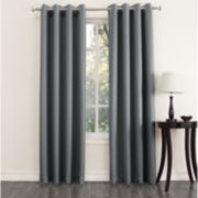 Home Classics Ethan Striped Blackout Window Panel - 54'' x 84''