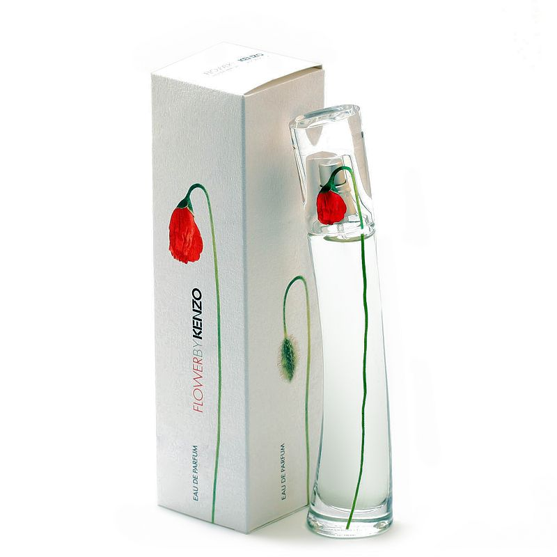 Flower by Kenzo Women's Perfume, Multicolor Fragrance Notes Perfume offers intoxicating notes of orange, wild hawthorne, cassis, bulgarian rose, violet, jasmine, vanilla and white musk. Fragrance Details For women Size: 3.4 Oz. Color: Multicolor. Gender: Female. Age Group: Adult.