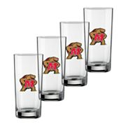 Maryland Terrapins 4-pc. Pint Glass Set