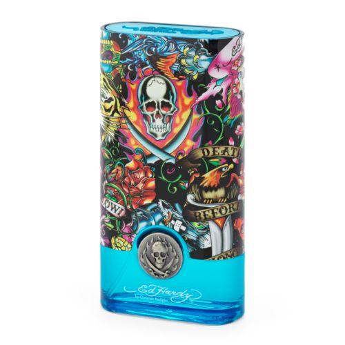 Ed Hardy Hearts & Daggers Eau de Toilette Spray - Men's