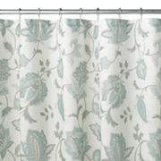 SONOMA life + style Pacific Heights Fabric Shower Curtain