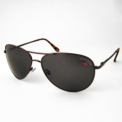 USPA Goose Bay Aviator Sunglasses