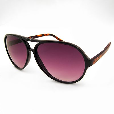 USPA Co-Pilot Two-Tone Rectangle Sunglasses