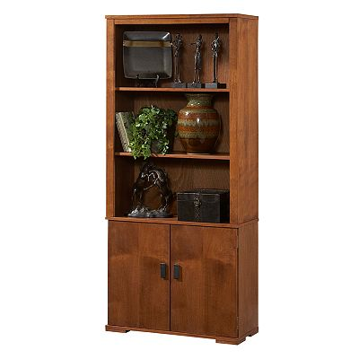 Inspirations by Broyhill Mission Nuevo Bookcase