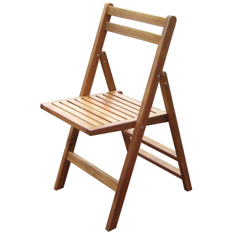 Merry Products 4 Pc Folding Chairs Set