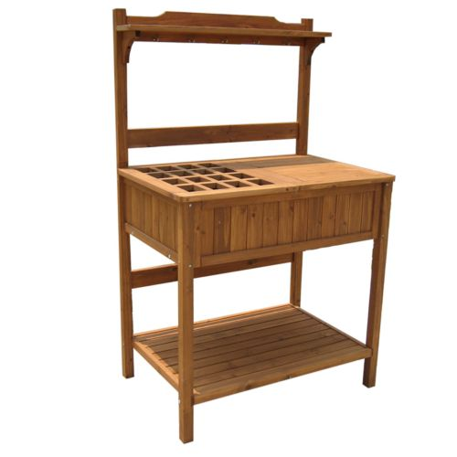 Merry Products Potting Bench - Outdoor