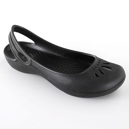 be4c2f401 Crocs Thea Slingback Flats - Women