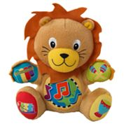 Disney Baby Einstein Lion Press and Play Plush Toy