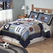 PEM America All State 2 pc Quilt Set - Twin