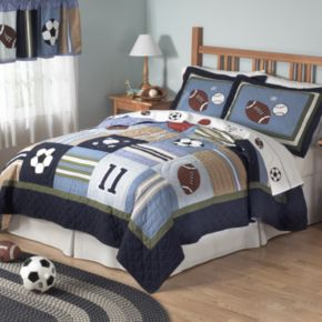 PEM America All State 2-pc. Quilt Set - Twin