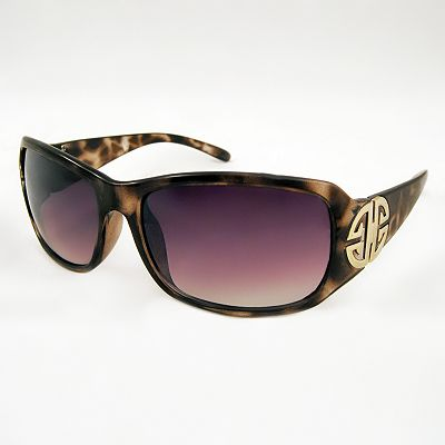 FENY Griffin Rectangle Wrap Sunglasses