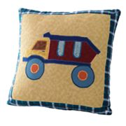 PEM America Construction Decorative Pillow