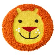 Jumping Beans Safari Bath Rug