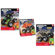 Monster Jam Building Sets by K'NEX