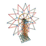 K'NEX 6-ft. Double Ferris Wheel
