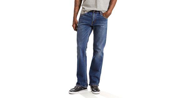 men 39 s levi 39 s 527 slim bootcut jeans. Black Bedroom Furniture Sets. Home Design Ideas