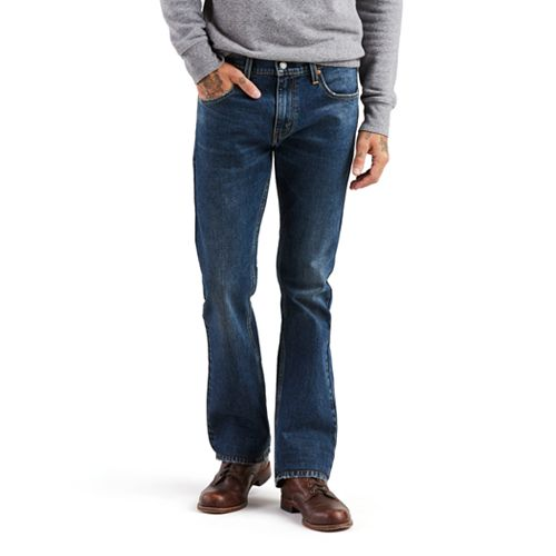 b997e8e5 Men's Levi's® 527™ Stretch Slim Bootcut Jeans
