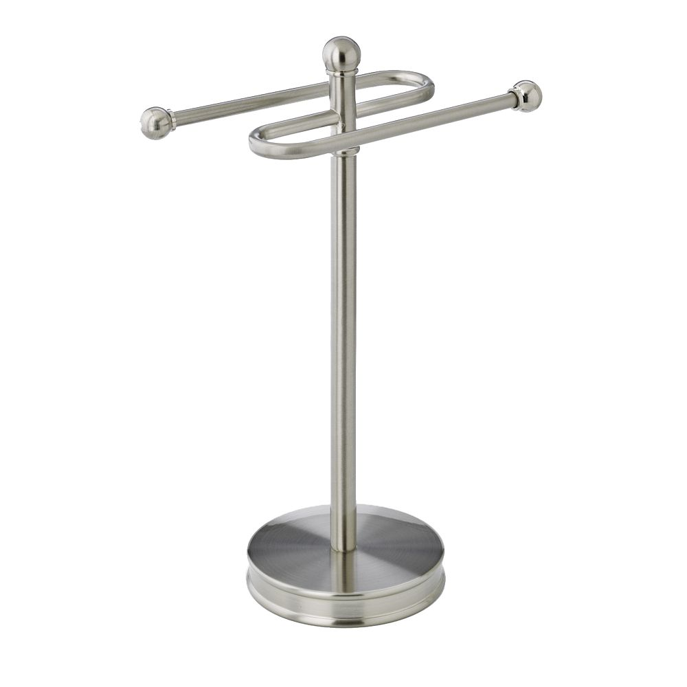 SONOMA Goods for Life® Brushed Nickel Fingertip Towel Stand