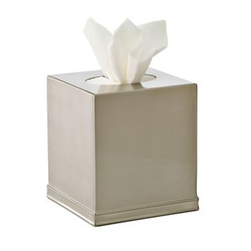 Home Classics® Brushed Nickel Tissue Holder