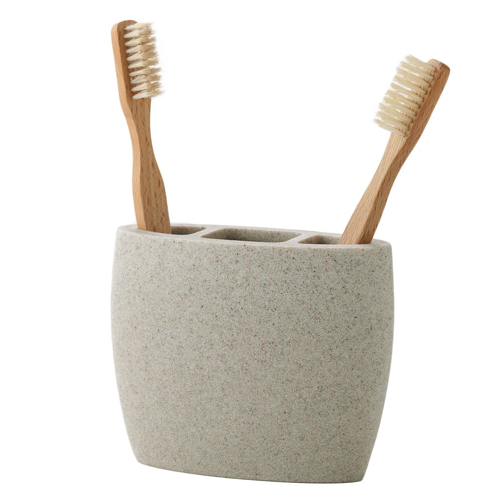 Home Classics® Stone Toothbrush Holder