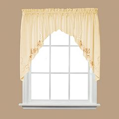 Seabreeze Swag Window Valance - 57'' x 36''
