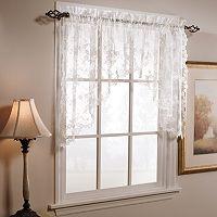 Petite Fleur Swag Window Valance - 78'' x 30''