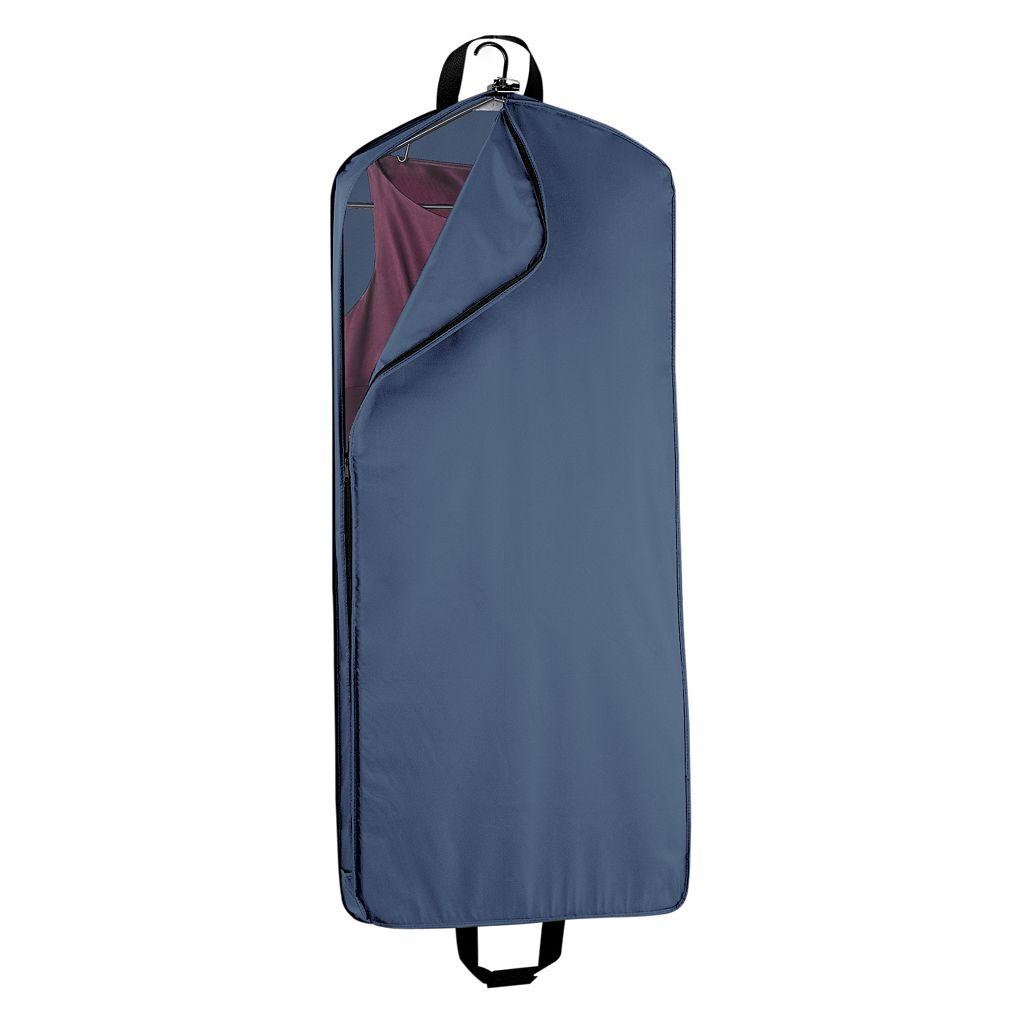 WallyBags 52-Inch Dress-Length Large Garment Bag