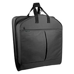 WallyBags 52-Inch Dress-Length Large Garment Bag