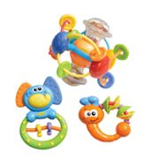 infantino Trio Activity Toy Set