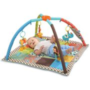 infantino Patchwork Twist and Fold Activity Gym