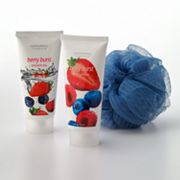 Scentsations Berry Burst Shower Gel and Body Lotion Gift Set