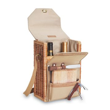Picnic Time Corsica Willow Insulated Wine Cooler