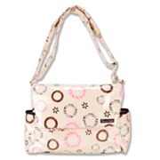 Trend Lab Sweet Safari Messenger Diaper Bag